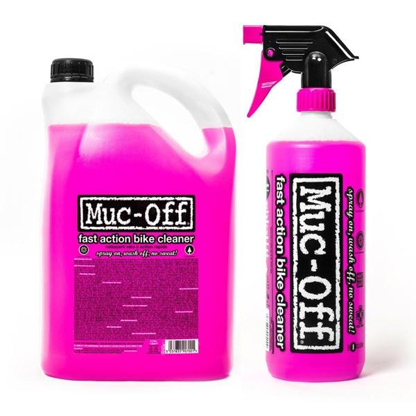 Detergente Muc-Off Nano Tech Bike Cleaner Bio