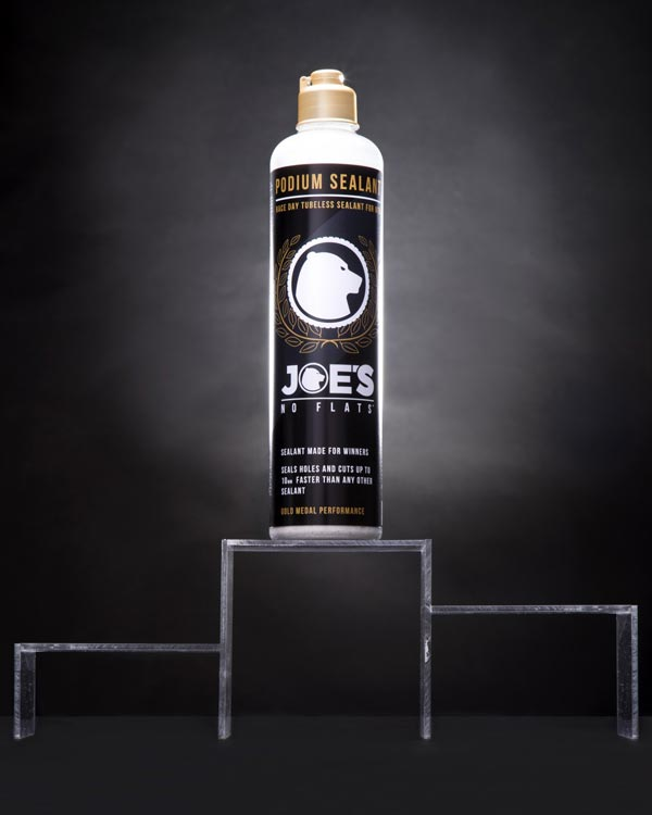 Nuovo sigillante Joe's No Flats Podium Sealant