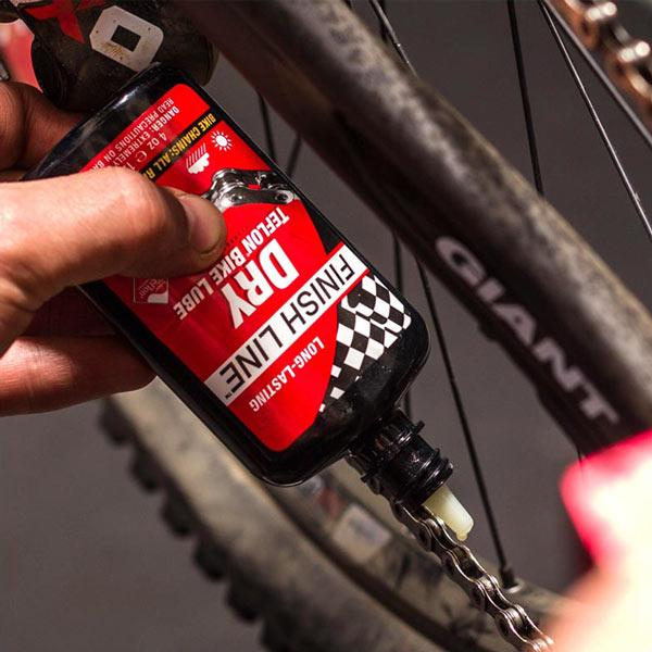 olio al teflon per bici Finish Line