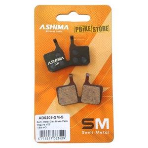 pastiglie ashima semimetalliche magura mt5