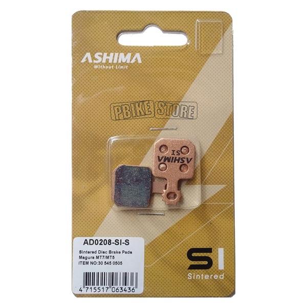 Pastiglie Ashima Sinterizzate per Magura MT7