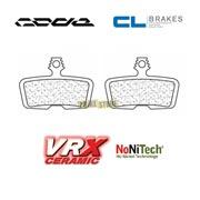 Pastiglie CL Brakes VRX Ceramiche Sram Code R, RSC / Guide RE