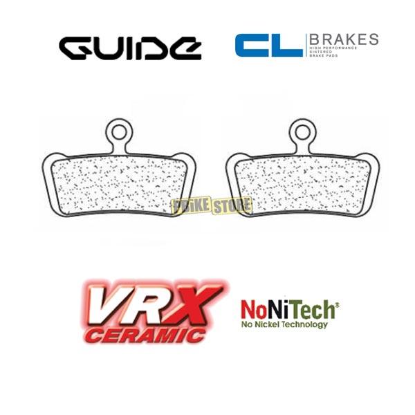 Pastiglie CL Brakes VRX Ceramiche Sram Guide RSC, RS, R, T