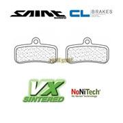 Pastiglie CL Brakes VX Sinterizzate Shimano SAINT M810/M820-ZEE 4052vx