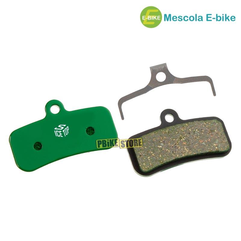 Pastiglie E-Bike Shimano Saint / Zee / XTR / XT 4 Pistoncini