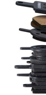 Pastiglie freno e dischi per MTB e Strada sconti fino al 60%