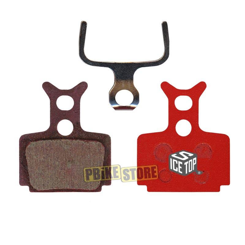 Formula R1-RX-RO-T1-MEGA pastiglie freno SM supporto alluminio