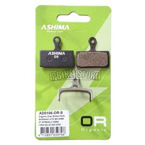 Pastiglie Ashima Organiche Shimano XTR BR-M985 XT-SLX 2011