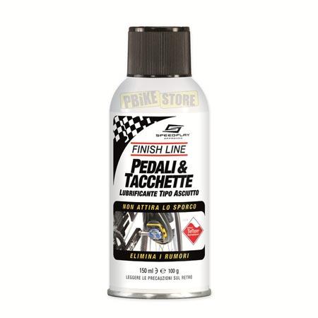 Finish Line PEDAL-CLEAT lubrificante per pedali e tacchette