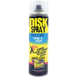 Pulitore Freni a Disco con vaporizzatore Spray 500ml