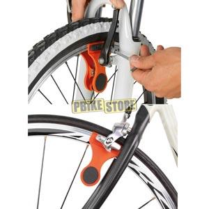regolazione dei pattini freno bici e mtb TB-BR20