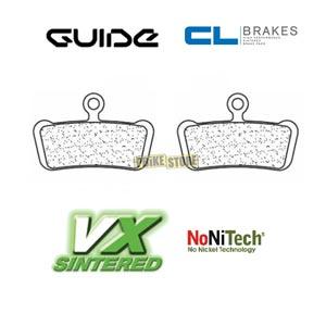 Pastiglie CL Brakes VX Sinterizzate Sram Guide RSC, RS, R, T 4060VX