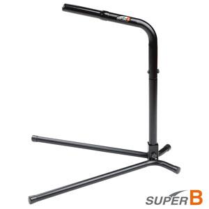 Super B TB-1635 supporto bici con fissaggio al movimento centrale