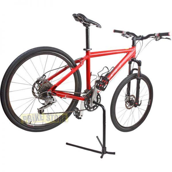 Supporto Bicicletta con fissaggio al Movimento Centrale TB-1635, utilizzo su mtb