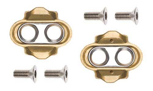 tacchette crank brothers premium montaggio