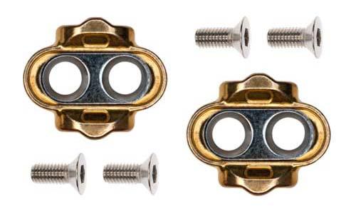 tacchette crank brothers premium zero montaggio