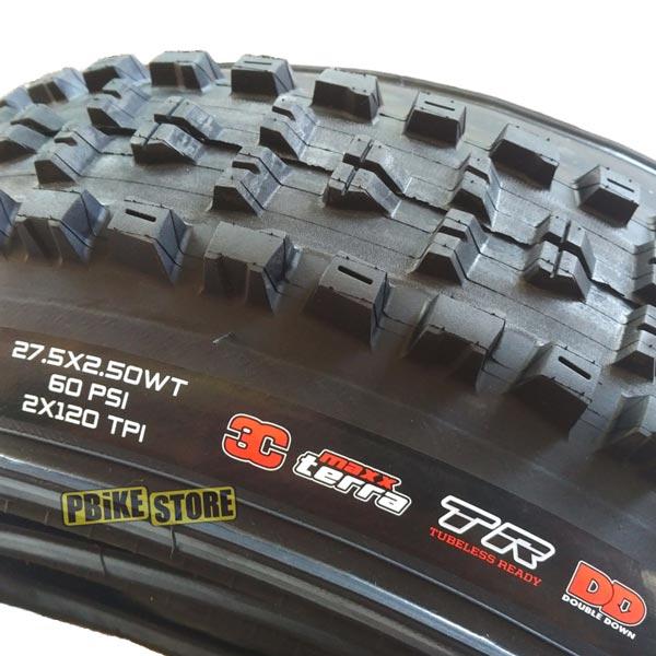 tasselli maxxis High Roller II wt 27.5x2.50 3c maxx terra DD TR tb85983100