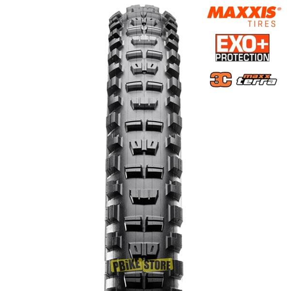 tasselli maxxis minion dhr II 2.40 wt 3c maxxterra exo plus tr