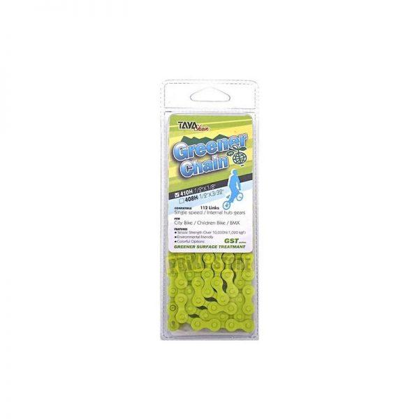 Taya Catena Single Speed e Bmx Verde Greener Chain