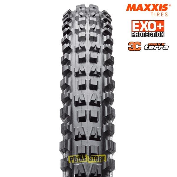 tb00093700 maxxis minion dhf 2.60 wt 3c exo+ tr