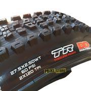 tasselli maxxis aggressor 27.5x2.50 wt dd tr tb85984100