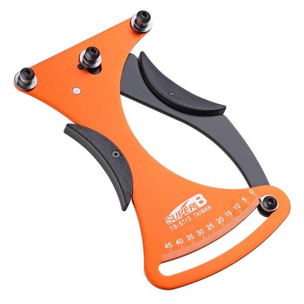 Super B TB-ST12 Tensiometro professionale per Raggi Bici