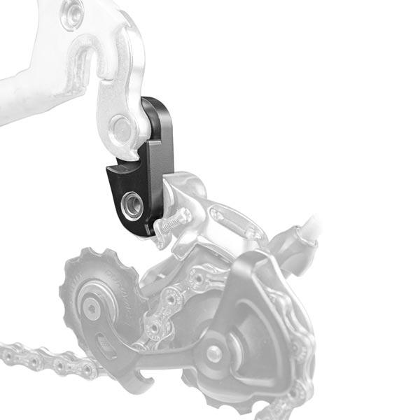 Utilizzo estensione forcellino Cambio posteriore bici TB-ET06