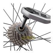 utilizzo estrattore super-b tb-1020 per cassetta pignoni Sram/Shimano con perno guida da 12 mm